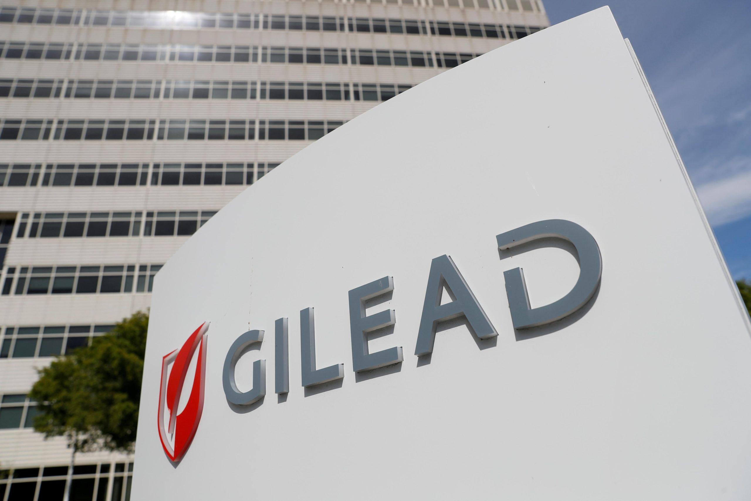 Gilead reuters