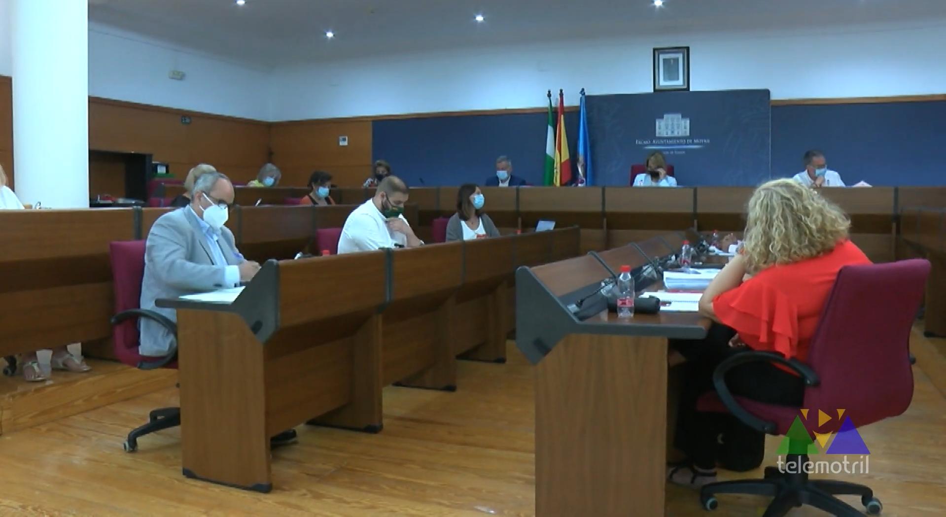 Pleno Ayuntamiento de Motril