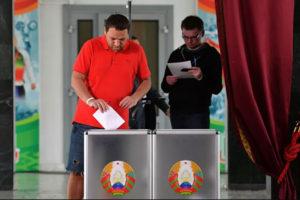 Elecciones Presidenciales Bielorrusia
