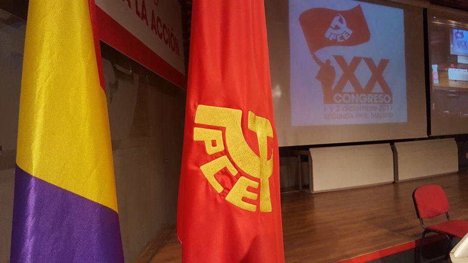 PCE XX Congreso