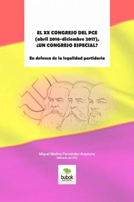 Libro. El XX Congreso del PCE