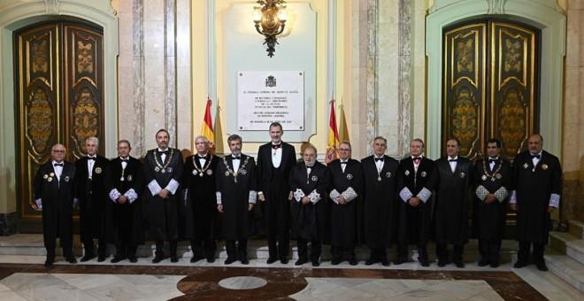 Apertura del año judicial