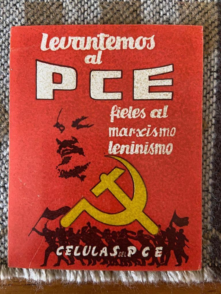Cartel de células del PCE
