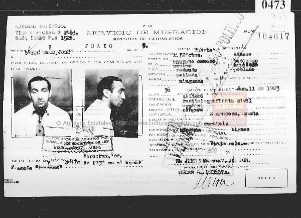 Exiliado en México (1939-1946)