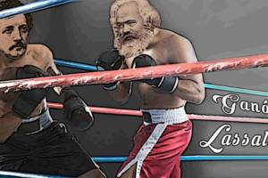 Combate Marx-Lassalle
