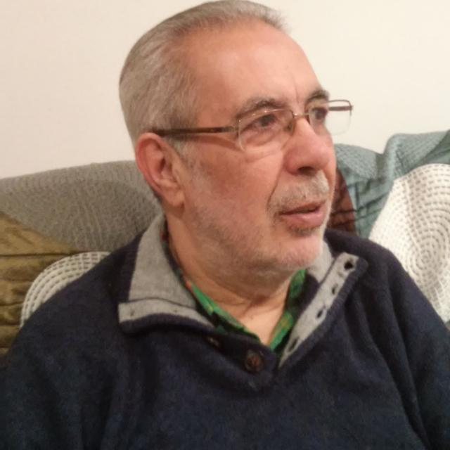 García Rubio, candidato de La Izquierda Necesaria