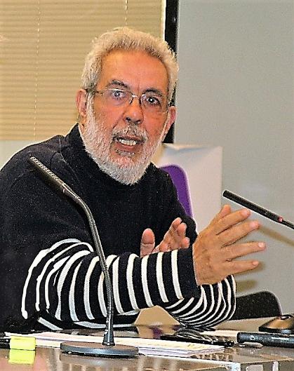García Rubio, candidato a Coordinador General de Izquierda Unida.