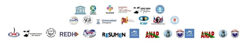 V conferencia internacional logos