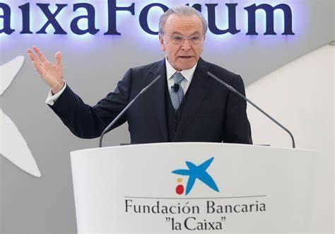 Isidro Fainé, Presidente de Caixabank