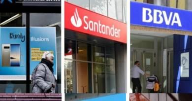 La banca española
