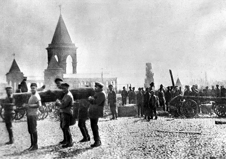 Lenin en el primer subbótniki, 1 de mayo 1920