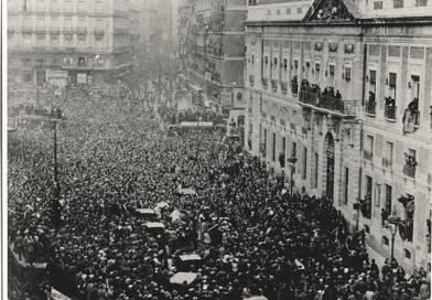 """""""Proclamación de la II República"""""""