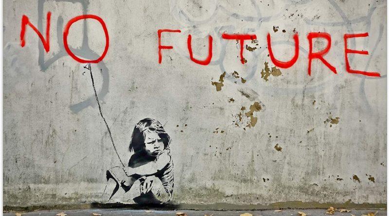 Fuente: Banksy No Future
