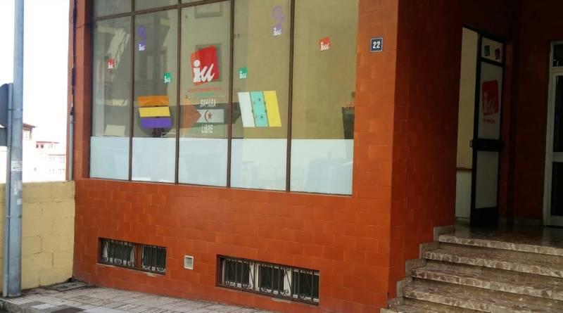 Foto de la sede de IU de Los Realejos