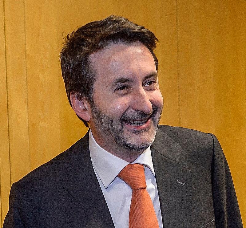 """""""El  simpático consejero-delegado de Repsol"""". Fuente Wikipedia"""