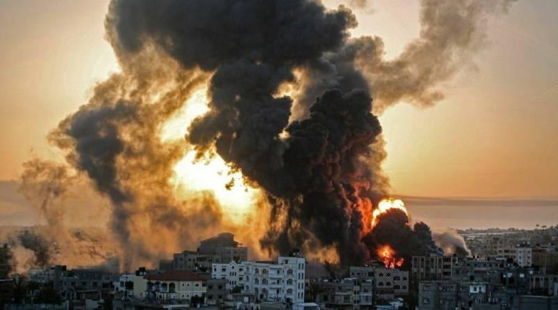 """""""Israel está atacando intencionalmente recintos civiles densamente poblados, escuelas, hospitales, edificios públicos y los sistemas de electricidad y agua de Gaza."""