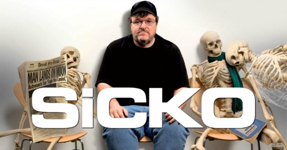 """Sicko"" Fuente: blogspot.com-michael-moore-documentary-film"