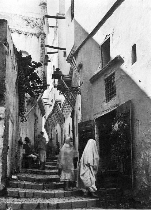 Casbah de Argel. Fuente: Wikipedia