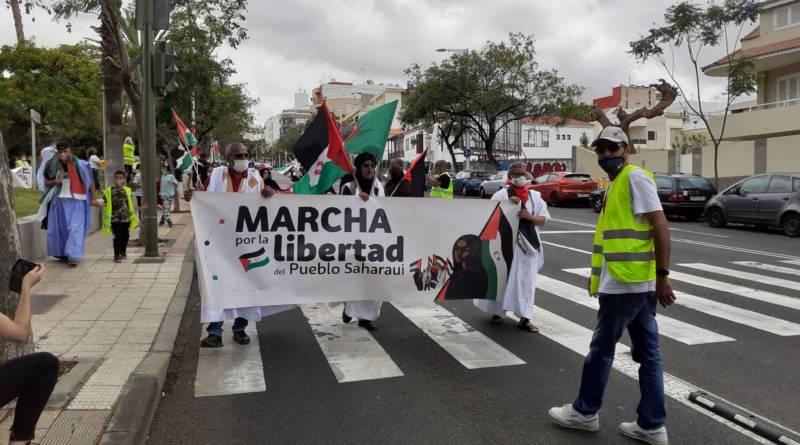 Marcha Saharaui