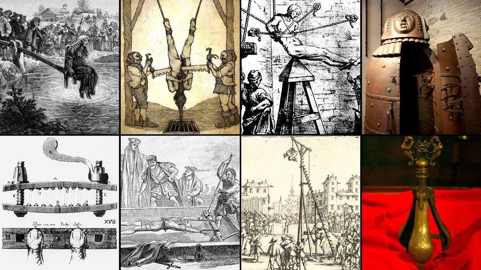 Las diversas formas  de  tortura. Fuente Infobae 02/12/2018