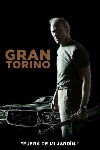 """Póster de la película """"Gran Torino"""""""