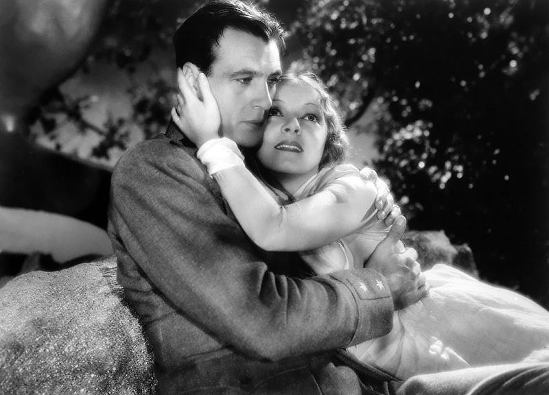 """Helen Hayes y Gary Cooper"". Fuente: Wikipedia"