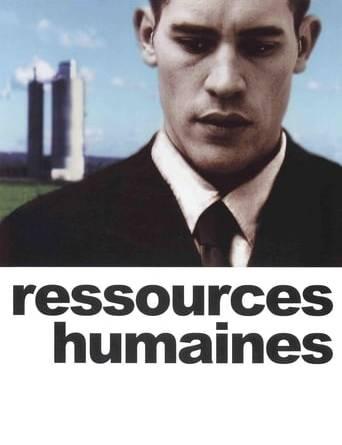 """Póster de la película """"Recursos Humanos"""""""