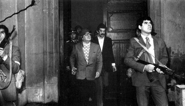 """""""La defensa de la legalidad constitucional por Salvador Allende el 11 de septiembre de 1973"""". Fuente: Cuarto Poder 11.09.20"""