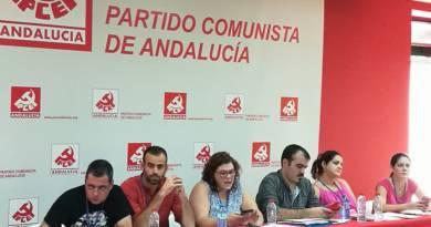 Miguel Bustamante junto a Carlos Vázquez. Fuente: Ecijadigital.es 16.10.2017