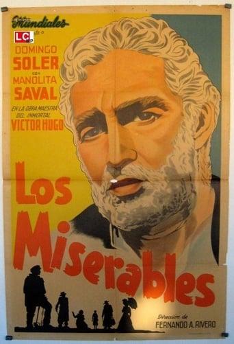 """Póster de la película """"Los miserables"""""""