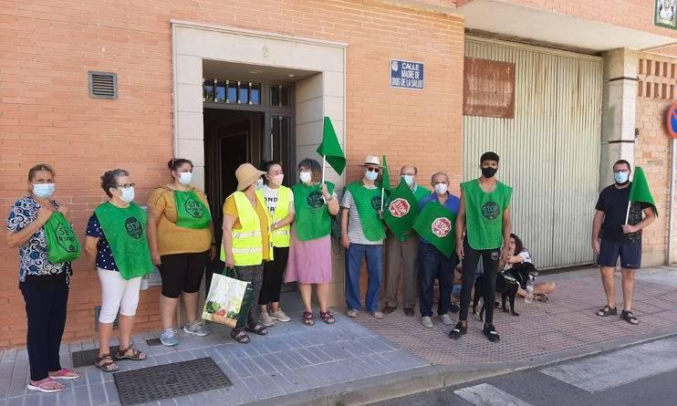 """""""La lucha contra los desahucios a personas vulnerables continua"""""""