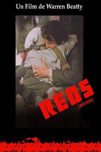 """Póster de la película """"Rojos"""""""