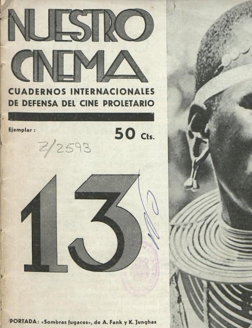 """""""Cartel de la primera plataforma cinematográfica fundada y dirigida por Juan Piqueras (1904-1936), impulsor de los cine-clubes proletarios españoles""""."""