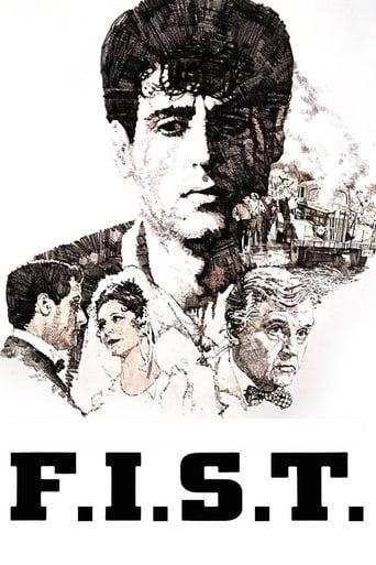 """Póster de la película """"F.I.S.T. - Símbolo de fuerza"""""""