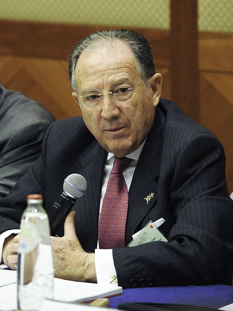 General Félix Sanz Roldán. Fuente: ABC 02.07.09