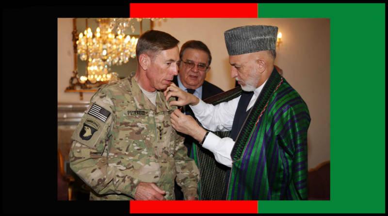 Afganistán: cuando el criado condecoraba a su amo