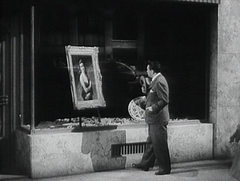 Un fotograma que en realidad es un enorme cuadro que acoge a su vez al de la atractiva doncella, como si se tratase de un lienzo del famoso pintor Edward Hopper. Fuente Cinema esencial, Nov 2013
