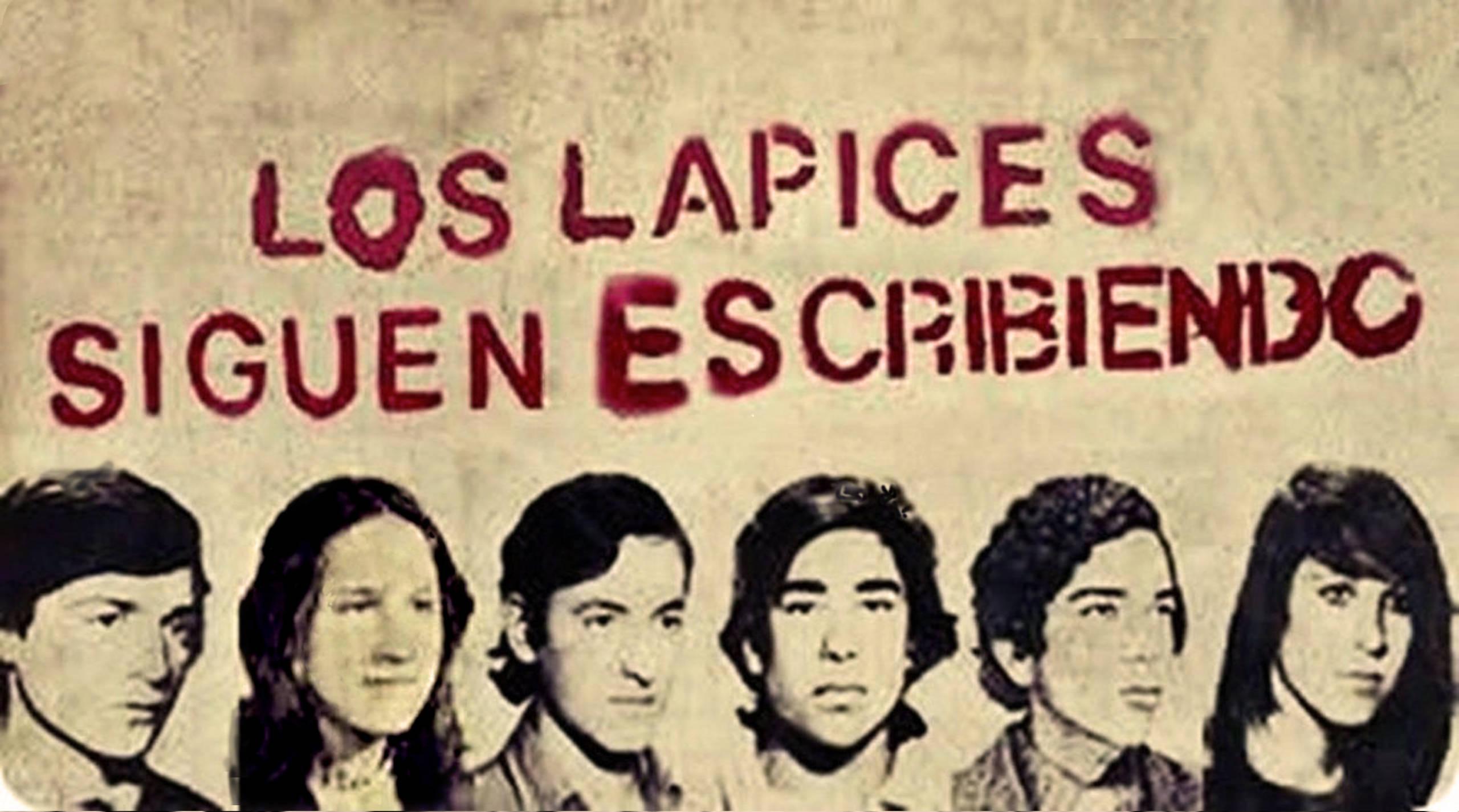 Los estudiantes desaparecidos en La noche de los lápices en Argentina.  Fuente: ElPeriodico  17.09.20