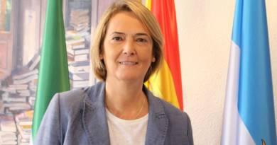 """""""Luisa García Chamorro, alcaldesa de Motril"""". Fuente: ElDiario.es 06.10.21"""
